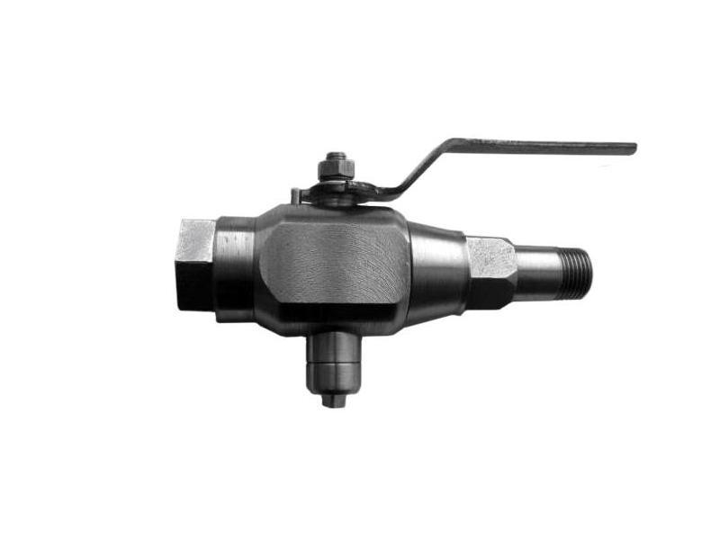Gauge valves
