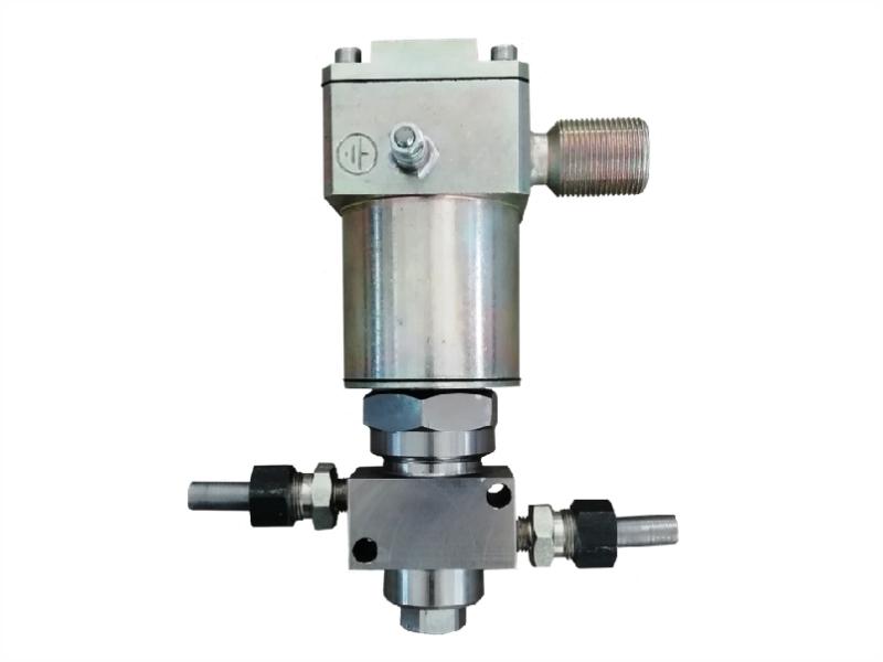 Клапан соленоидный КС 2501